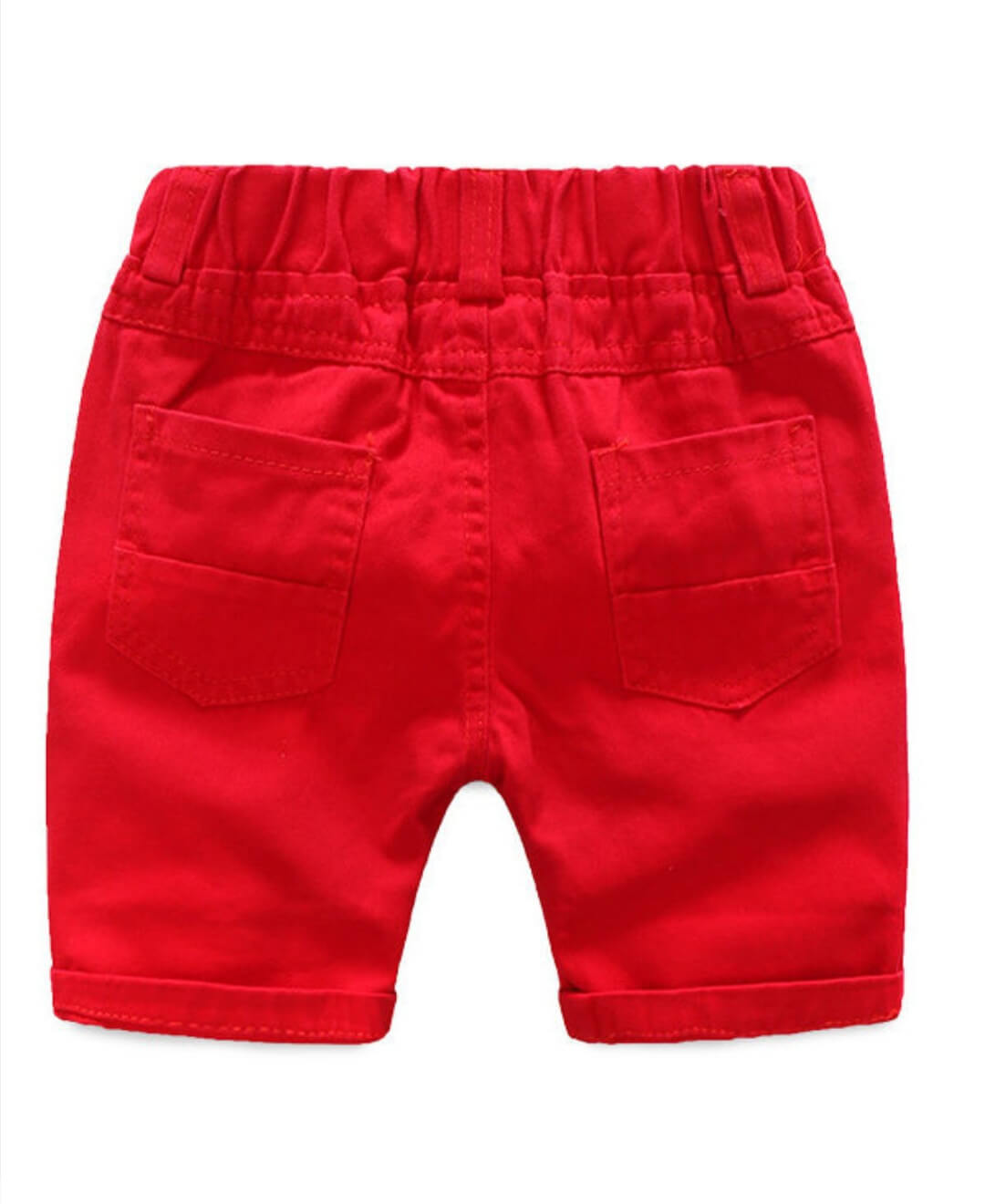 2 piece summer toddler outfit for boys