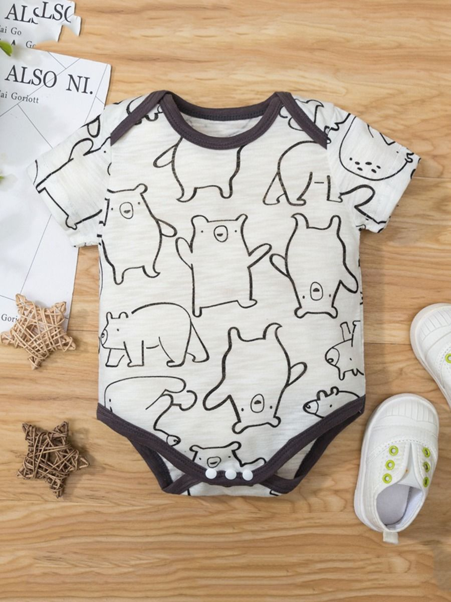 3 pack bodysuit 3 to 6 months