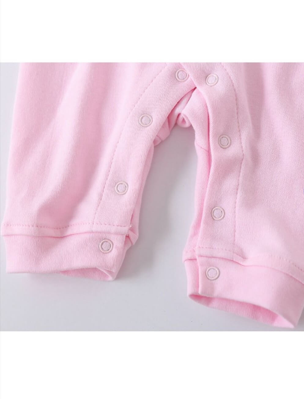 3 piece baby girl romper set for new born baby
