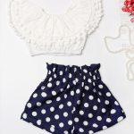 Summer Fashion shorts outfit two piece set