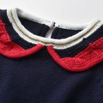 baby doll knit jumper top