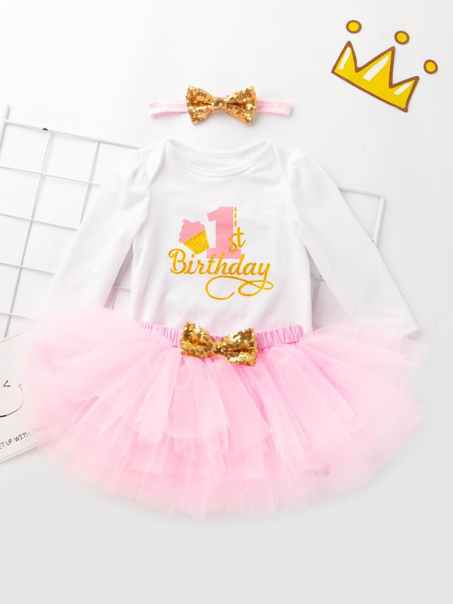 baby first birthday set for 18 to 24 months