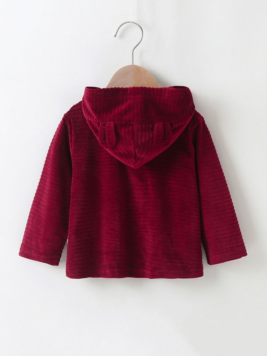 baby girl double breasted coat for 3 to 6 months