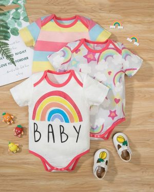 baby girl onesies for 3 to 6 months