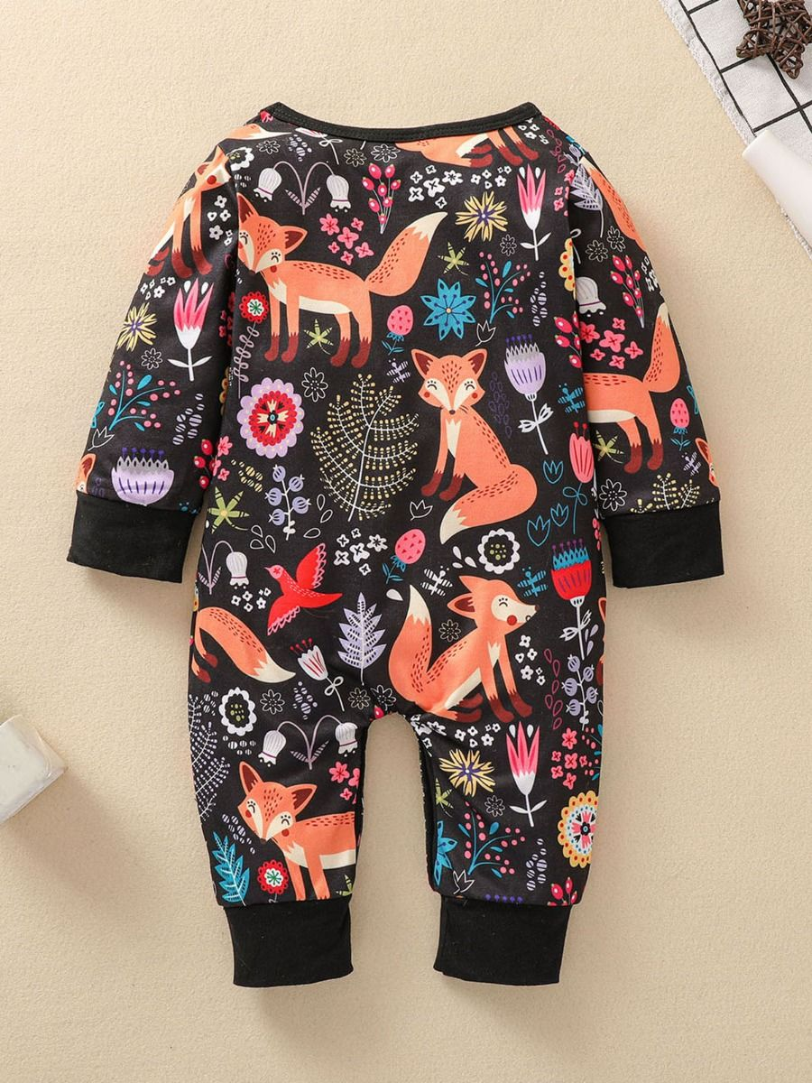 baby squirrel jumpsuit for 0 to 3 months