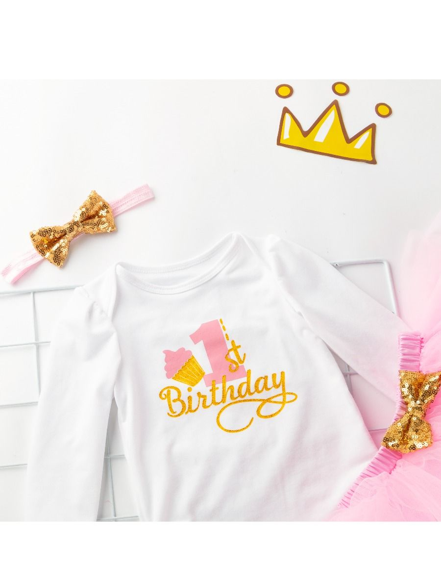cake smash set for 18 to 24 months baby girl