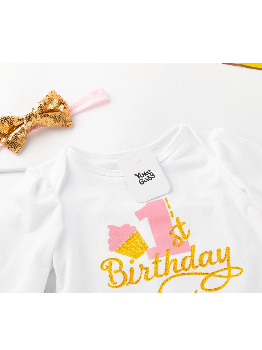 cake smash set for 9 to 12 months baby girl