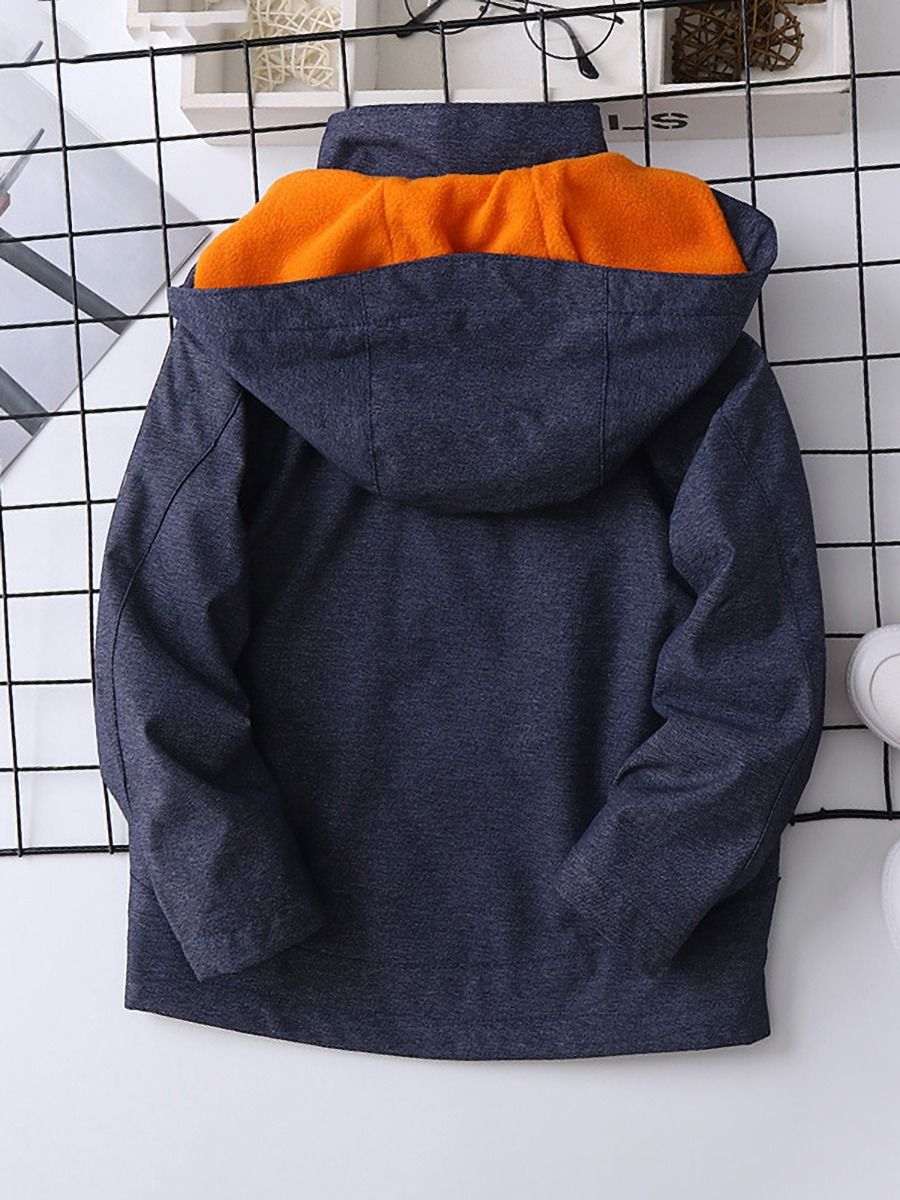 casual winter jacket for boys
