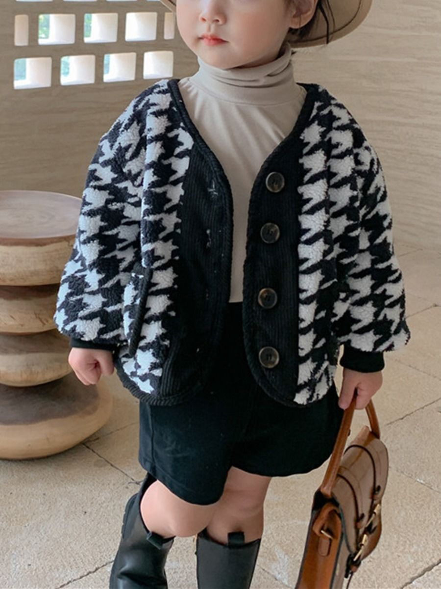 fashion jacket for baby girl