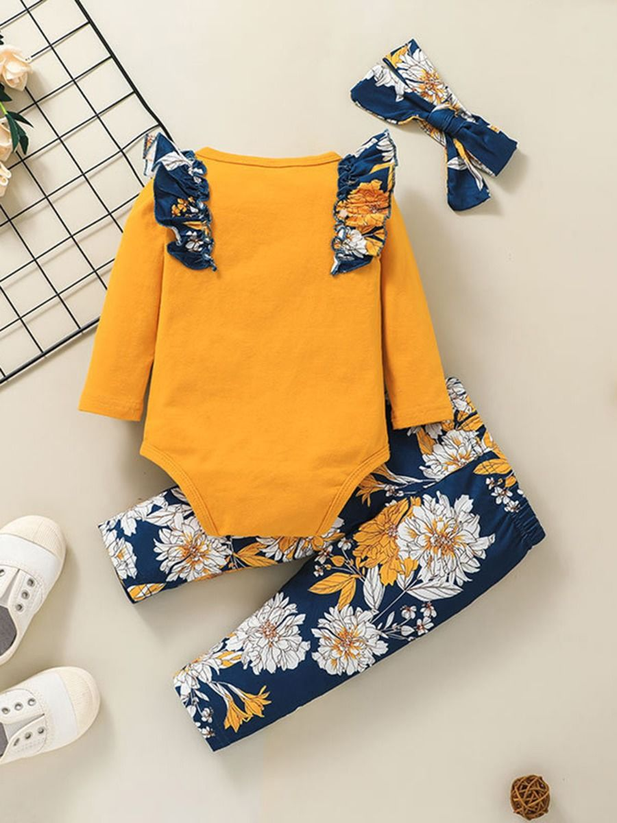 floral star set 0 to 3 months