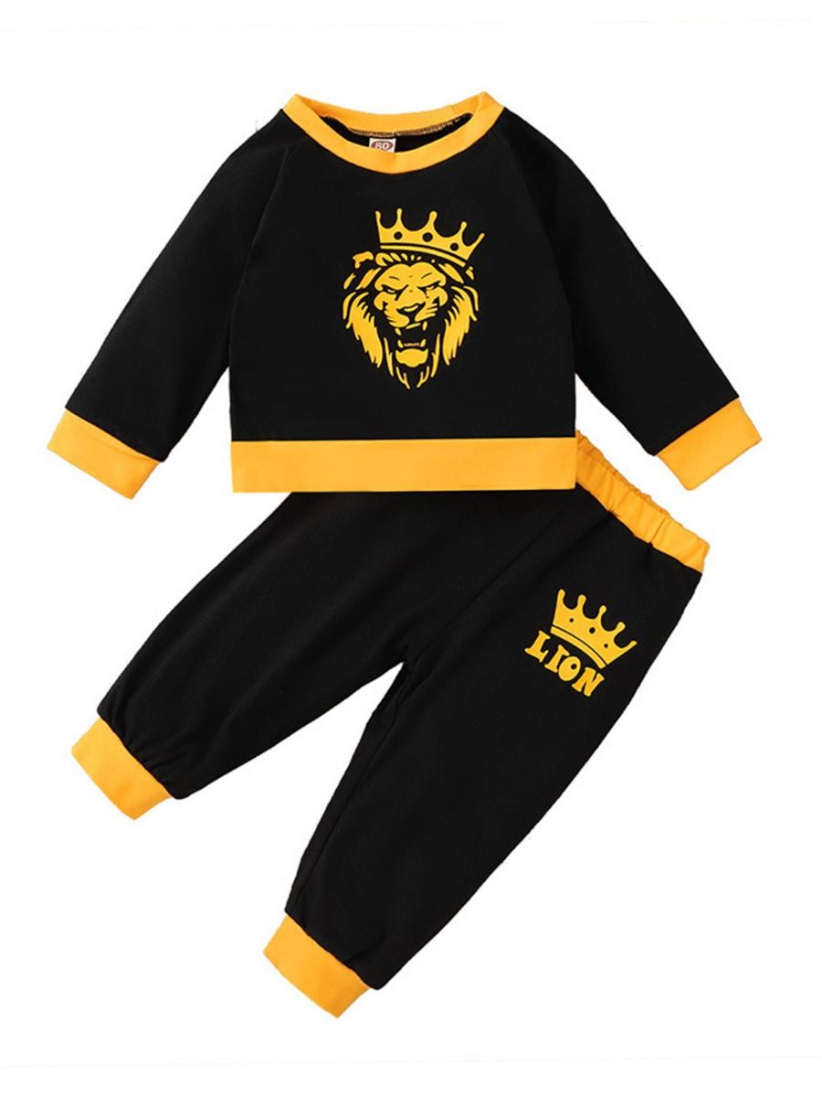 lion king of all baby jungle set