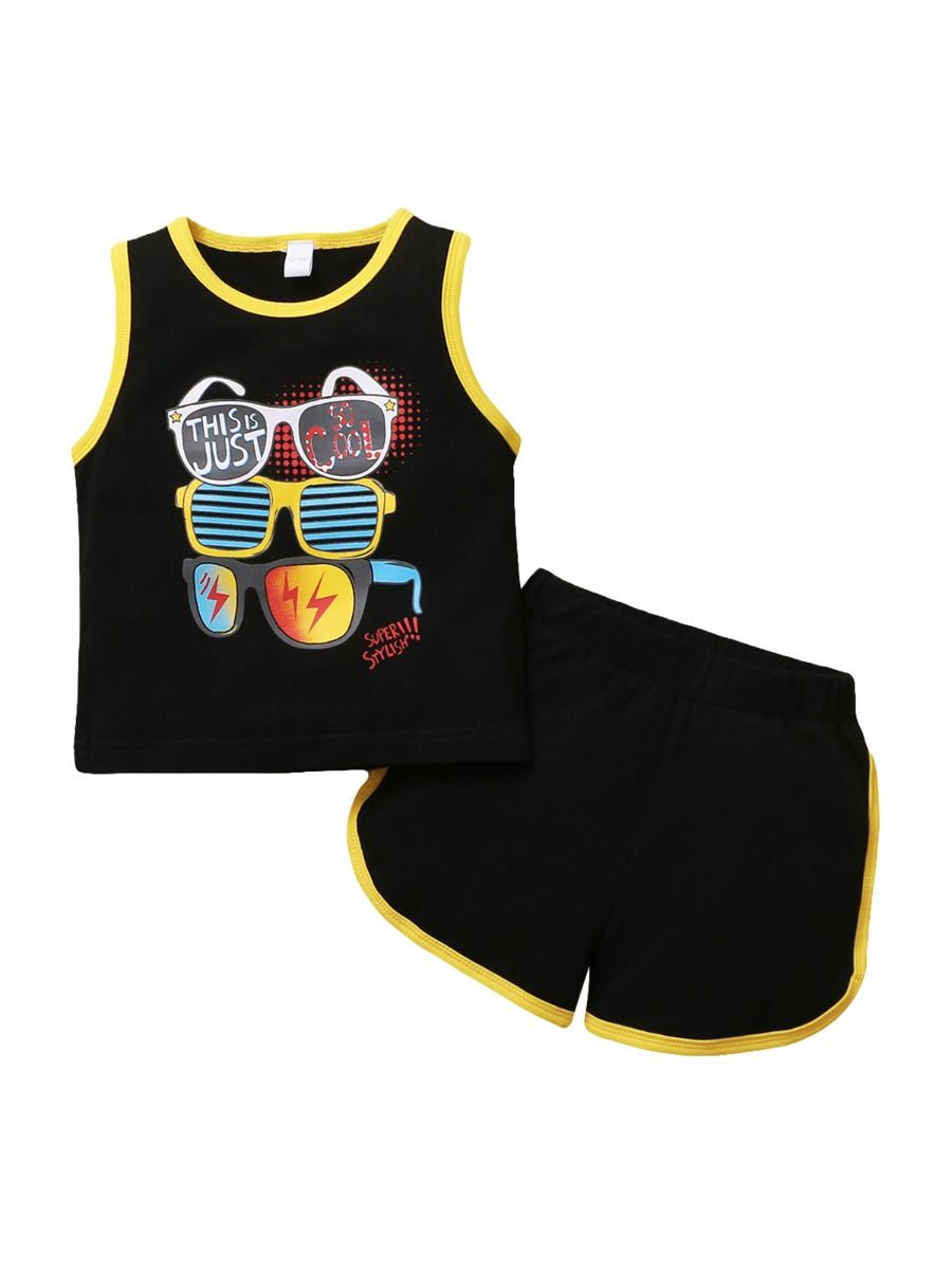 summer vibes outfit for 12 to 18 months