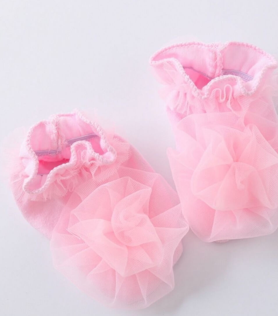 three piece baby girl romper set for new born baby