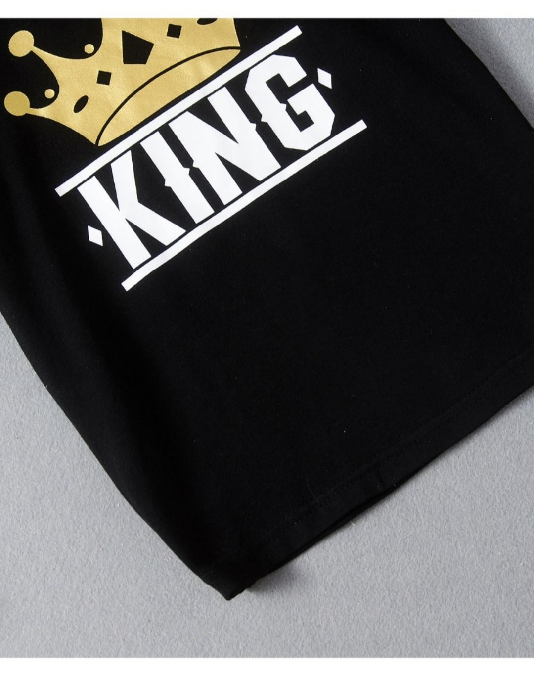 two piece king camouflage set with army print