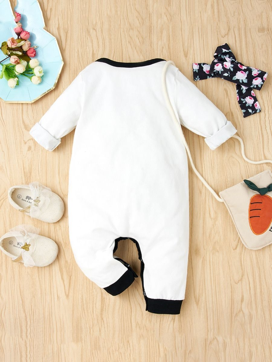 two piece love heart baby romper 3 to 6 months