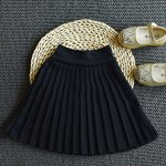 two piece pleated skirt and outfit
