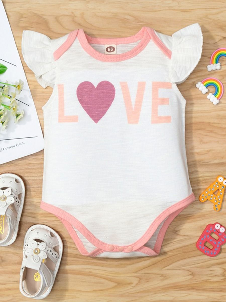 value pack bodysuit for baby girl 0 to 3 months
